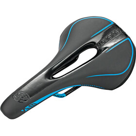 Reverse AM Ergo Sadel, black/blue